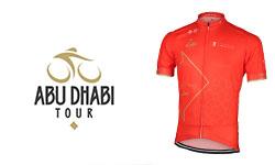 Abu Dhabi Tour fietskleding 2018 2019