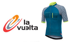 Vuelta Espana fietskleding 2018 2019