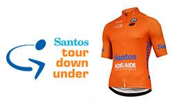 Tour Down Under fietskleding 2018 2019