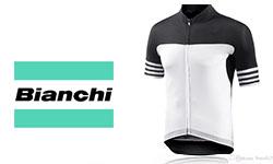 Bianchi fietskleding logo