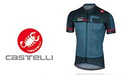 Castelli fietskleding logo