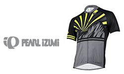 Pearl Izumi fietskleding logo
