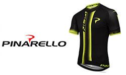 Pinarello fietskleding logo