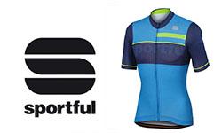 Sportful fietskleding logo