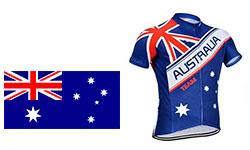 Australiea fietskleding 2018