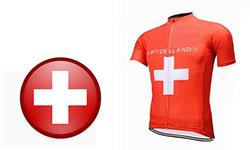 Zwitserland fietskleding 2018