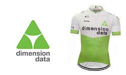 Dimension Data fietskleding 2018