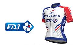 Groupama FDJ fietskleding 2018