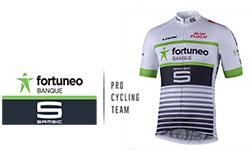 Fortuneo Samsic fietskleding 2018