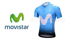 Movistar fietskleding 2018