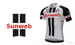 Sunweb fietskleding 2018