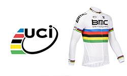 BMC fietskleding Van het UCI-team