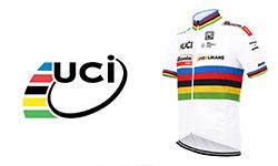 Boels Dolmans fietskleding Van het UCI-team
