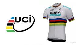 Bora fietskleding Van het UCI-team