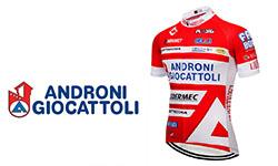 Androni Giocattoli fietskleding 2018