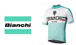Bianchi fietskleding 2018