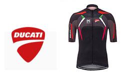 Ducati fietskleding 2018