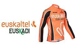 Euskaltel Euskadi fietskleding 2018