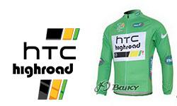 HTC-Highroad fietskleding 2018
