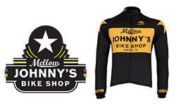 Johnnys fietskleding 2018