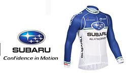 Subaru fietskleding 2018