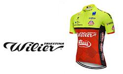 Wilier Triestina-Selle Italia fietskleding 2018